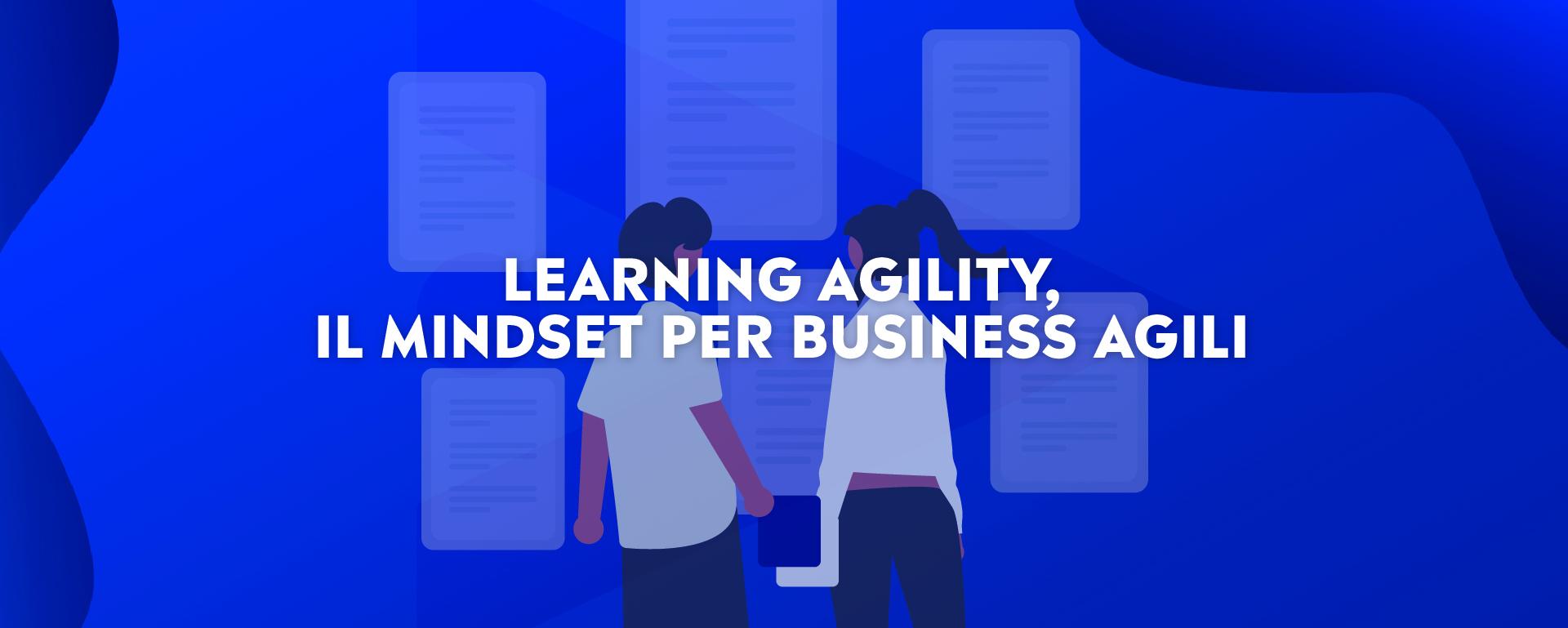 learning agility e mindset agile
